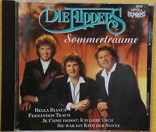 Die Flippers Sommerträume CD Schlager