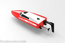 Volantex VECTOR 28 RED Mini Racing Boat - Ready To Run with Charger & Battery