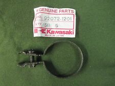 KAWASAKI KDX200 1986 87 88 BOOT BAND NOS OEM 92072-1201