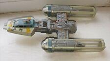 Star Wars Action Fleet Y-wing 1996