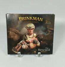 Brinkman Adventures Season 7, The Rescued (2 CDs) NICE !!!!