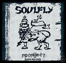 SOULFLY prophecy 2004 - WOVEN  PATCH - free shipping