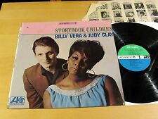 BILLY VERA & JUDY CLAY Storybook Children ATLANTIC SD-8174 Stereo NM/NM-