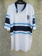 Maillot rugby SUA AGEN vintage FORCE XV sans sponsor collection shirt XXL