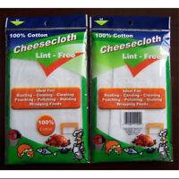 1.5/2/3/4 Yard Gauze Cheese Cloth Cheesecloth Butter Muslin White Cloth Fabric