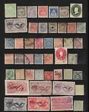 Philippines - Old revenue stamps, telegraph stamps, newspaper stamps - value ?