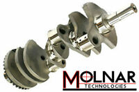 "Molnar Chev LS 4340 Forged Crank -4.250"" Stroke"