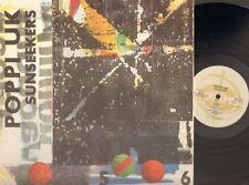 POPPI UK Sunseekers LP 1991 NEDERPOP Dutch Garage Avantgarde
