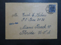 Germany 1947 Russian Zone 50pf On Cover - Z10119