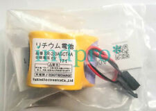 For Panasonic Br-2/3Agct4A 6V battery For Fanuc A98L-0031-0025 #