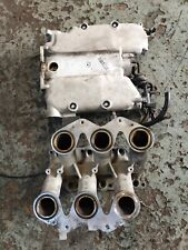 2000 Vauxhall Omega 2.5 X25XE V6 upper and lower inlet intake manifold