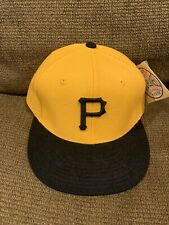 Pittsburgh Pirates Mitchell And Ness Cooperstown Collection Fitted Hat 7 1/2 Vin