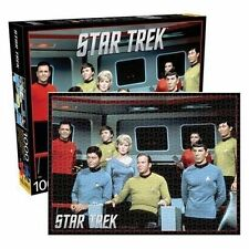 Aquarius Star Trek- Cast 1000 PC Jigsaw Puzzle