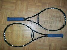 (1) Prince O3 SpeedPort White 100 head 4 3/8 grip Tennis Racquet