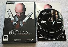 Hitman: Contracts (PC: Windows, 2005) - Complete - CD-ROM - VGC