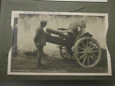 German Military Postcard Lot Real Photo World War 1 WWI Germany Poland 1918