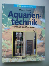 Aquarientechnik im Süd- und Seewasser 1998 Aquarium