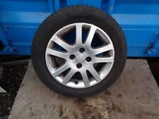 2007 HONDA CIVIC 4 STUD 15 ''ALLOY WHEEL & TYRE 195/60R15 ( SEE ALL PICTURE )