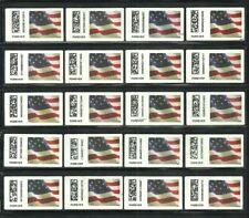 Computer Vended Postage CVP - U.S. Flag, Off Paper