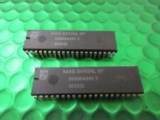Mab8040hl, SINGLE-chip 8-bit microcontrollore, vintage audio, video, giochi. * x 2 *