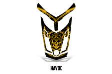 Ski-Doo Rev XR Hood Decal Graphic Kit Sled Snowmobile Sticker Wrap 2013+ HAVOC Y