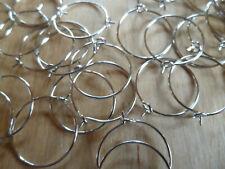 Montagering 44x32mm Perlen neu 5788 Metallring