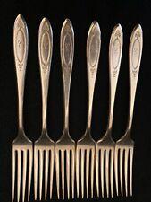 Community Oneida Adam Silverplate Forks