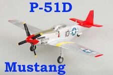 Easy Model 1/72 USAF P-51D Mustang Plastic Fighter Model #39201