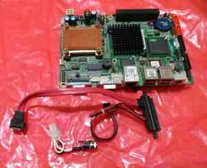 IEI NANO-8522G R10 MAINBOARD + CPU PENTIUM M 1.8 GHZ + 1X RAM DDR1 1GB