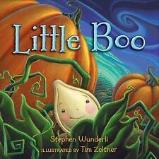 Little Boo by Stephen Wunderli (2016, Board Book)
