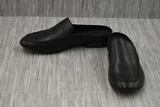 Born Graham Mule Comfort Shoes, Women's Size 9M, Black