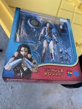 """Wonder Woman MAFEX 6"""" Action Figure - DC — Factory Sealed"""