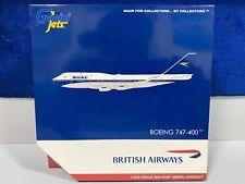 1:400 Gemini Jets British Airways BOAC Boeing B747-400 100 JC NG hogan Phoenix