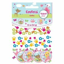 Woodland Princess 3 Pack Value Confetti Girls Birthday Party Table Sprinkles