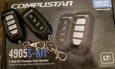 Compustar Replacement Remotes (2 way and 1 way remote included)