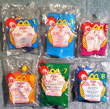 1999 McDonalds Happy Meal Toys - DOUG's 1ST MOVIE -  Partial MINT Set (6 of 8)