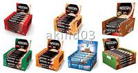 NESCAFE Instant Coffee Selection Strong Classic Caramel Cool BrownSugar Hazelnut