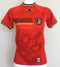 BELGIUM 2014 S/S HOME SHIRT BY BURRDA SIZE BOYS 10 YEARS BRAND NEW WITH TAGS