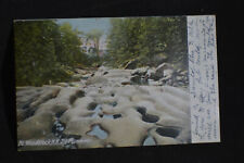 1906 At the Mummies, North Woodstock, New Hampshire Postcard