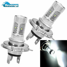 2X High Power H4 9003 HB2 CREE LED Headlight  Bulb High Low Beam Motorcycle