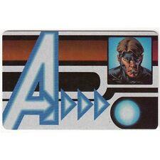 HEROCLIX AVENGERS ASSEMBLE ID Card #005 Justice *Super Rare*