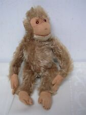 "Vintage Rare Steiff Blonde Jocko Monkey ~ 13"""