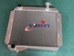 FOR TOYOTA LAND CRUISER BJ42;BJ43;BJ44;BJ45;BJ46 3B 3.4L DIESEL MT radiator