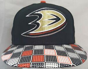 Anaheim Ducks NHL New Era 59fifty 7&1/4 fitted cap/hat