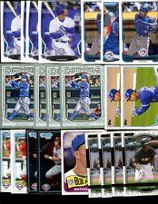 ANTHONY GOSE BULK LOT OF 45 BASEBALL CARDS PHILLIES BLUE JAYS BELLFLOWER