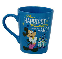 "Funko Disney Disneyland 65th Anniversary ""Happiest Place On Earth"" 13oz Mug New"
