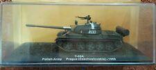 Altaya T-55A Polish Army Prague (Czechoslovakia) 1968 Tank NEW