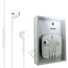 Cuffie+microfono Earpods originali Apple MD827ZM/B per iPhone 6S 6S Plus