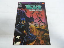 DC BATMAN SHADOW OF THE BAT THE GOD OF FEAR CONCLUSION #18 OCT.1993 7431-2 (91)
