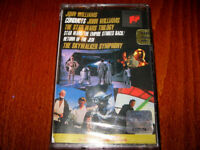 The Star Wars Trilogy John Williams MADE IN BULGARIA CASSETTE Bulgarian Edition